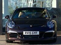 2015 Porsche 911 CARRERA S Coupe Petrol Manual