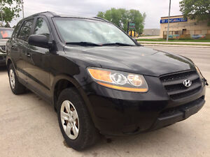 2009 Hyundai Santa Fe SUV Mint Condition!!New Safety!! Low Price