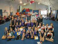 Kimberley Gymnastics Coconut Cup Competition Meet May 30 & 31