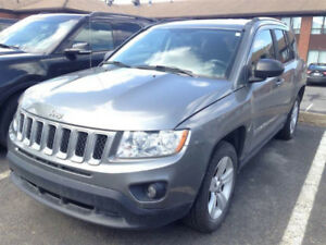 Great Deal! Jeep Compass 2012 North 4WD - 66700 km