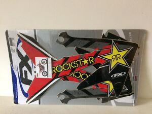 FX Rock Star rad and air box decal