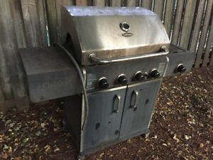 UniFlame Natural Gas BBQ