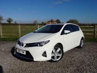 2015/15 Toyota Auris 1.6 V-Matic ( 132bhp ) Excel