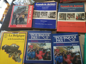 French Teaching/Prep Books