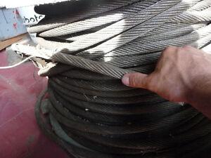 cable d acier Saguenay Saguenay-Lac-Saint-Jean image 1