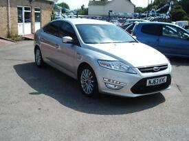 2013 63 Ford Mondeo 2.0TDCi ECO Zetec Business 5d **39k**