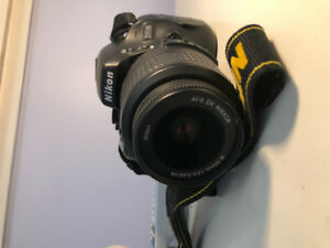 Nikon Dslr Camera D5100 WITH EXTRAS!!