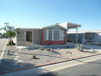 BANK OWNED MANUFACTURED HOME IN 55+ PARK, YUMA AZ