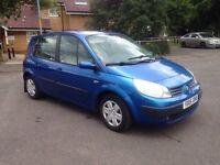 2005 Renault scenic 1.6 petrol