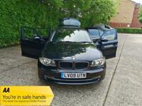2009 BMW 1 Series 2.0 116i M Sport Auto 5dr +Auto +ULEZ +Petrol +Aux +Parking Se