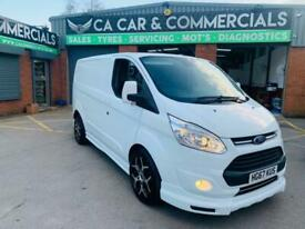 2017 Ford Transit Custom 2.0 TDCi 130ps Low Roof Limited Van PANEL VAN Diesel Ma