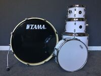 TAMA Rhythm Mate 5 Piece Drum Kit with Hi-Hats, Crash & Ride Cymbals. *Special Clearance Price*