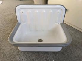 Alape Bucket Sink Stahlform 412