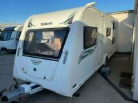 Elddis Xplore 586 Fixed Bunk Bed 6 Berth
