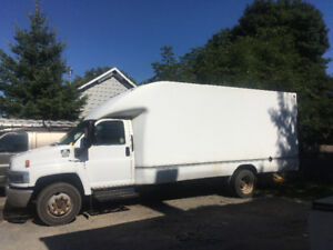 Cube van for sale
