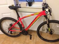 Specialised Pitch 650b mountain bike