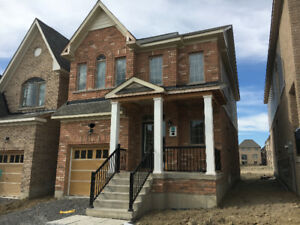 BRAND NEW 3-BDRM NORTH OSHAWA HOME FOR RENT