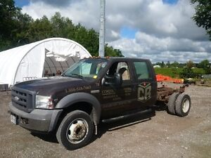 2005 Ford F-450 Pickup Truck Cambridge Kitchener Area image 1