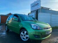 FORD FIESTA 1.25 CLIMATE 5dr MOT 17/12/2021 , 2 KEEPERS FROM NEW