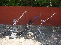 Golf carts your choice  $30 each