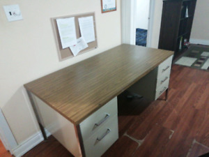 Study Office Desk (Commercial)