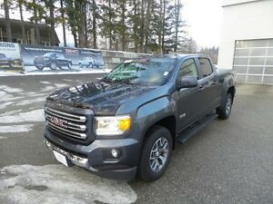 2015 GMC Canyon 4WD SLE CREWCAB ALL TERRAIN