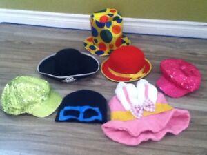 Lot de costumes & accessoires pour enfants