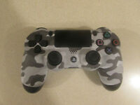 PlaySation 4 Camo Wireless Controller