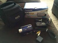 Panasonic SDR-H80 Video Camera