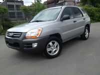 kia sportage 2005 lx automatic ac fully equiped mags super clean