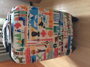 BRAND NEW- Carry on rollerbag suitcase