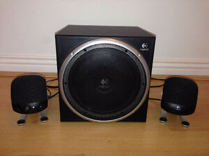 Logitech Z340 2.1 Stereo and Subwoofer Computer Speakers