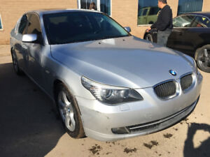 2008 BMW 528Xi just arrived for sale at Pic N Save!