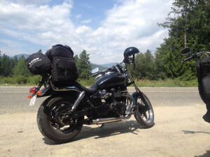 2012 Black Triumph SpeedMaster