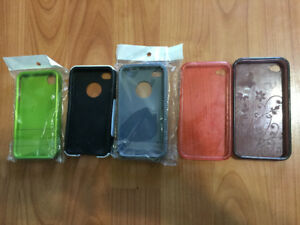 Phone Cases / Screen Protectors - $1 each