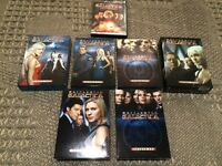 Battlestar Galactica - Complete series on DVD