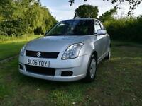 Suzuki Swift 1.3 GL - 5 Door Hatchback Silver - Very Clean Condition