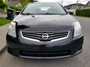 2010 Nissan Sentra manuelle