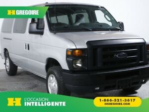 2013 Ford Econoline E150 XL 8 PASSAGERS A/C CRUISE