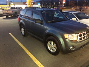2010 Ford Escape V6 AWD