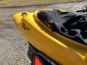Riot Astro 54 White Water Kayak