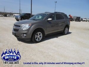 2011 Chevrolet Equinox 1LT    - Remote Start - Bluetooth - AWD