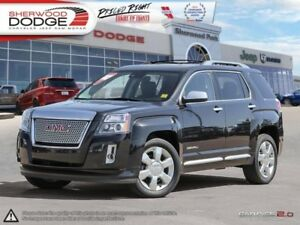 2013 GMC Terrain Denali  PREMIUM AUDIO | SUNROOF | HTD SEATS
