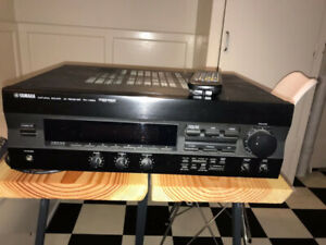 Yamaha RX-V293/5.1 Channel/Pro-Logic/190 Watt/ Receiver for sale