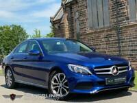 2017 Mercedes-Benz C-CLASS 1.6 C200 D SPORT 4d 136 BHP Saloon Diesel Automatic