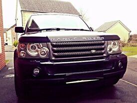 2008 Range Rover 2.7 HSE Sport, Full Land Rover History Only 76k miles, 1 owner!