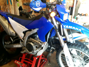 WR250R Street and Trail