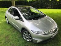 Honda Civic 1.8i-VTEC 2007 117K Miles