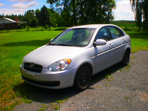 2007 Hyundai Accent Berline
