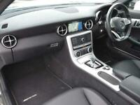 2017 Mercedes-Benz SLC ROADSTER SLC 180 AMG Line 2dr 9G-Tronic Auto Convertible